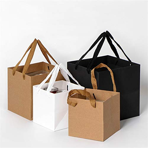 - Square Cases For Gift Packaging C y Box Cake Box Chocolate Biscuits Box Party Decor Gift Boxes With String Black 18x18x20cm