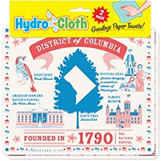 """product image for """"District of Columbia"""" D.C Hydro Cloth 