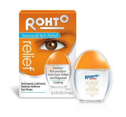 Rohto® refroidissement Eye Drops secours