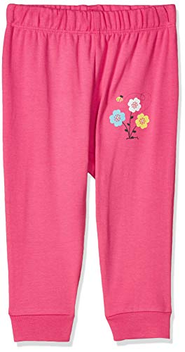 Amazon Brand – Jam & Honey Baby Girl's Leggings (Pack of 3)