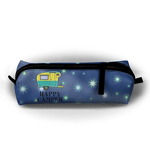 Happy Camper Classic Enough Small Tool Pencil Case Pouch Stationary (Happy Camper Costumes)