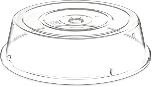 Carlisle 199407 Polycarbonate Plate Cover, 12