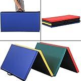 BestMassage Gymnastics Mats Exercise Mat Tumbling Mats for Gymnastics Gymnastics Mats for Home Yoga Mat Exercise Pad Lightweight Gymnastics Panel Mat for Home Gym Mat