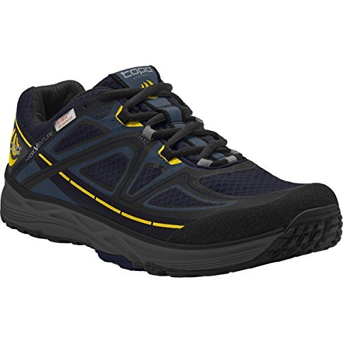 Topo Athletic Hydroventure Running Shoe – Men's Navy/Black 10.5 Review