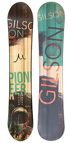 2018 Gilson Pioneer Men's All Mountain Snowboard