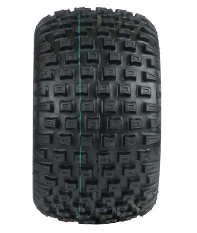 Vee Rubber Workhorse Radial Tire - 22X11/R8 TL by Vee Rubber
