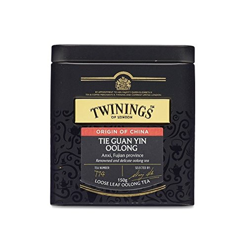 Twinings Tie Guan Yin Oolong 150g - Caddy (Pack of 6)