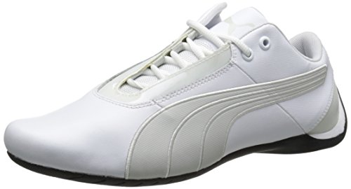 Puma - Mens Future Cat S1 Overtake Shoes White/Grey manchester great sale cheap online best wholesale clearance new styles clearance sneakernews HycCEMIPg