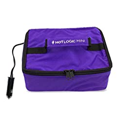 HotLogic Food Warming Tote cooks and keeps delicious foods hot and ready-to-eat in 2 hours or less. Meals from frozen or fresh, or from reheating leftovers - in any sealed container: glass, plastic, metal/foil, or paper. Heat your foods to th...
