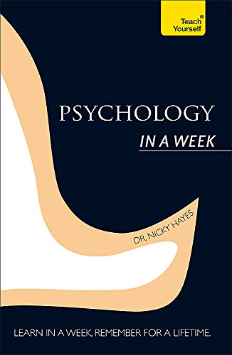 Psychology In A Week (Teach Yourself in a Week)
