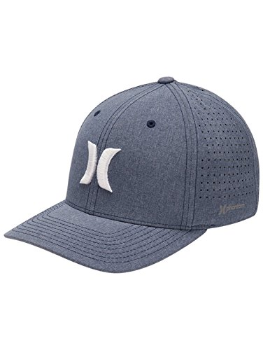 Hurley Phantom 4.0 Cap Large/X Large Obsidian from Hurley