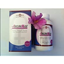 3 Bottles of ArginMax for Women (3 Month Supply) - was Formulated Specifically for Women. It contains Calcium...