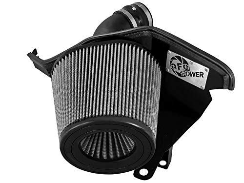 (aFe Power Magnum FORCE 51-12662 Jeep Grand Cherokee SRT-8 (WK2) Performance Intake System (Dry, 3-Layer)