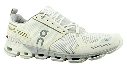 On Running Womens Cloudflyer White/Crystal Running Shoe - 8.5 by On Running