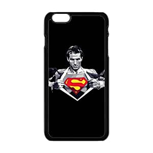 EROYI Superman Clark Kent Cell Phone Case for Iphone 6 Plus