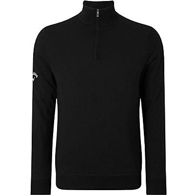 Callaway 2017 Mens Golf 1/4 Zip Windstopper Sweater Thermal Pullover