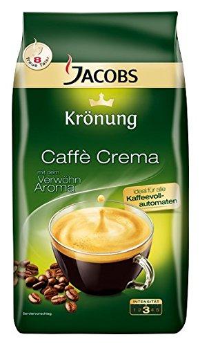 Jacobs Krönung Caffè Crema ganze Bohne, 1000 g