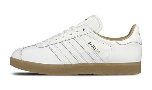 Originals ftwr gold Metallic White Gazelle Blanc White Ftwr Adidas dnqw41xW1