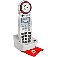 Clarity XLC3.6+HS Severe Hearing Ampified Cordless Expandable Handset Phone With Circuit City Microfiber Cleaning Cloth