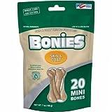 Bonies Skin Coat Health Multipack Mini (20 Bones / 7 Oz)