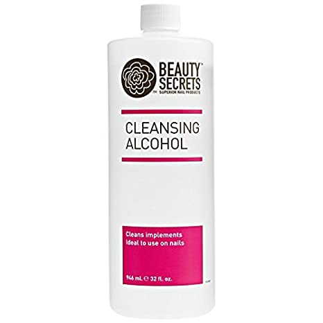 Beauty Secrets Cleansing Alcohol 32 Oz Amazon In Beauty