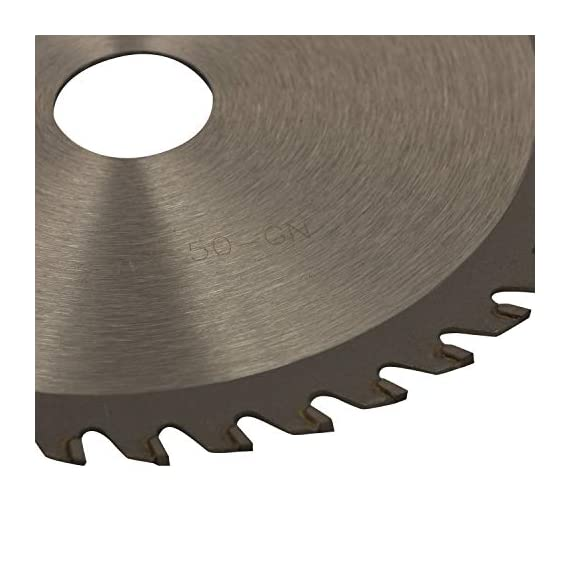 DEWALT DW03540 125mm 40T TCT Circular Saw Blade for cutting MDF,Plywood and Laminated Wood 3