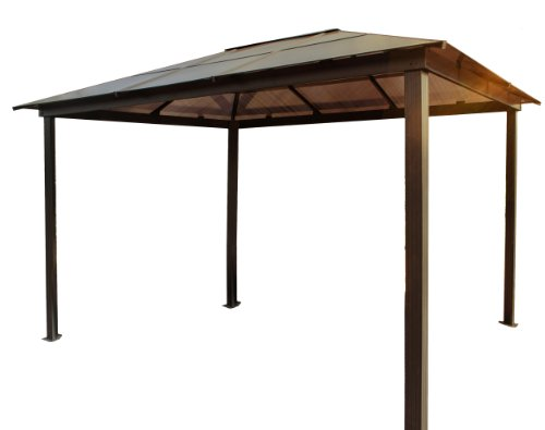 STC Madrid Gazebo, 10 by 13-Feet