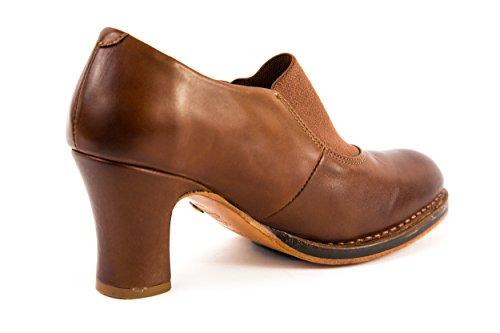 Neosens - Zapatos de vestir de Piel Lisa para mujer marrón marrón 37