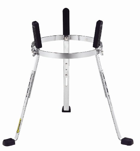 Meinl Percussion ST-MP11CH Steely II Height Adjustable Stand for 11-Inch MEINL Professional Congas, Chrome by Meinl Percussion