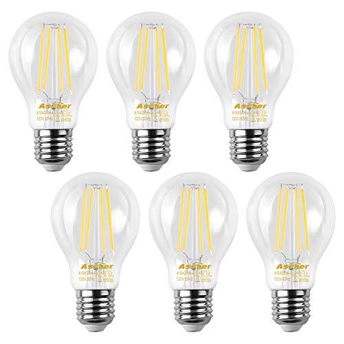 Clear Glass Led Light Bulbs