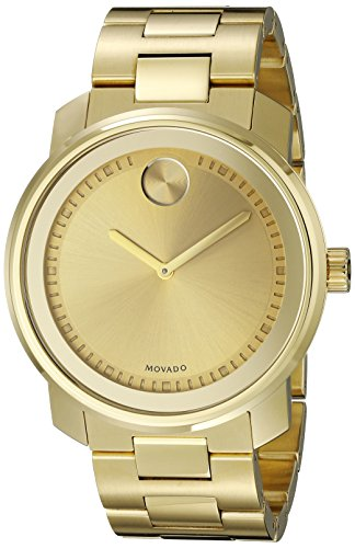Movado 3600258 Analog Display Quartz Gold Tone product image