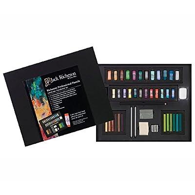 Jack Richeson 427351 Richeson Signature Pastels Signature Landscape Foundation Set
