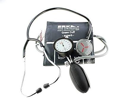 Tensiómetro ERKA Kobitest con Estetoscopio: Amazon.es: Salud y cuidado personal