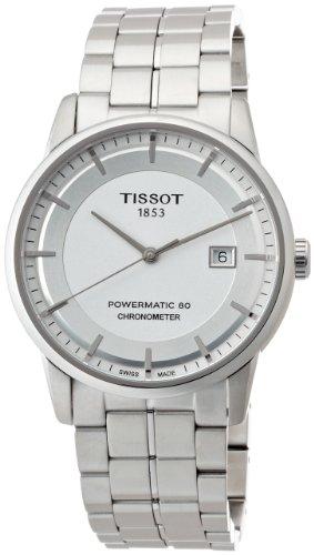 [ティソ]TISSOT Luxury Automatic(ラグジュアリーオートマチック) COSC クロノメーター認定モデル T0864081103100 メンズ