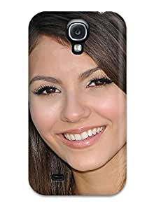Galaxy Design High Quality Victoria Justice Cover Case With Excellent Style For Galaxy S4