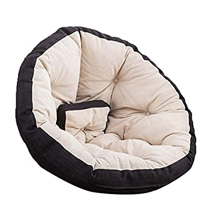 Amazon.com: Sofas Bean Bags Portable Cuddle Chair Washable ...