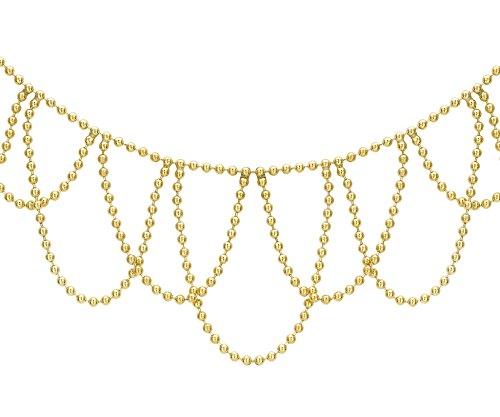 Carissima Gold - 1.11.2830 - Collier Femme - Or jaune (9 cts) 3.75 gr - 43 cm