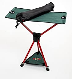 Byer of Maine Lightweight Portable Tri Lite folding Camping Stool,  Folding Camp Chair, Camping Chair