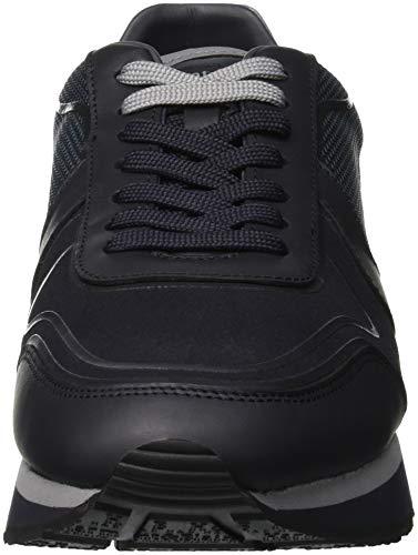 Blue 625 Sneaker amp; Blu Uomo Scarpa Harmont Blaine HYTqg6