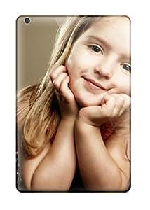 Hot Ipad Mini 3 Case Cover Skin : Premium High Quality Pretty Little Girl Case