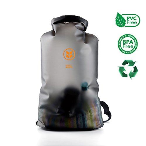 Barlii - DrySak (20L) Non-Toxic, No PVC, TPU Dry Bag