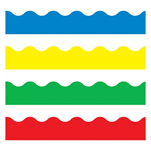 Trend Enterprises Bright Colors Terrific Trimmers Variety Pack (T-9001)