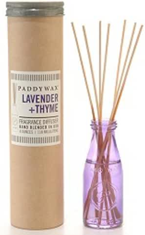 Paddywax Relish Collection Oil Diffuser - Lavender and Thyme - 4 oz