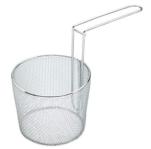Kitchencraft Stainless Steel Blanching Basket, 16cm (6.5
