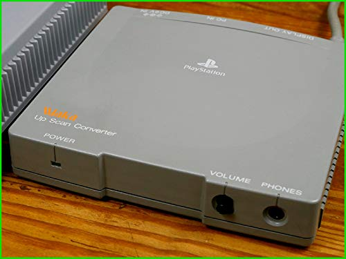 (Waka Up Scan Converter - Official PlayStation VGA Box)