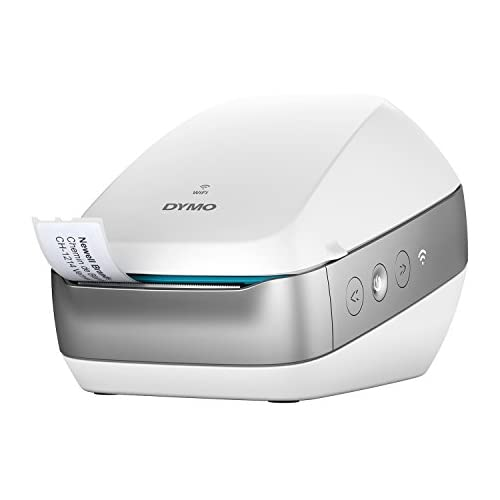 chollos oferta descuentos barato DYMO LabelWriter Wireless impresora de etiquetas color blanco