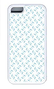 Cases For iPone 5C - Summer Unique Cool Personalized Design Blue Floral