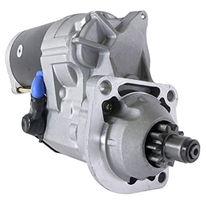 Amazon.com: Nueva Starter Caterpillar 0r4318, 111 – 9860 ...