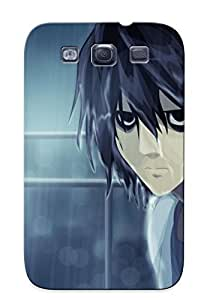 Galaxy S3 Scratch-proof Protection Case Cover For Galaxy/ Hot Death Note Phone Case by supermalls