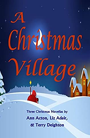 book cover of A Christmas Village